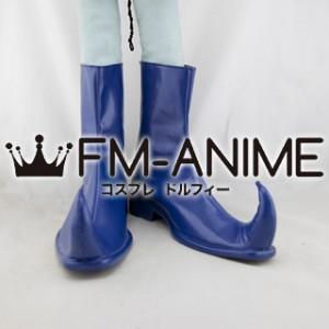 Hunter × Hunter Hisoka Blue Cosplay Shoes Boots