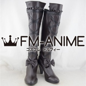 Attack on Titan Armin Arlert (Female) Cosplay Shoes Boots