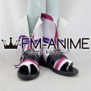 Samurai Warriors 4 Kunoichi Cosplay Shoes Boots