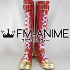 Samurai Warriors 4 Nobuyuki Sanada Cosplay Shoes Boots