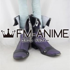 Hyouketsu Kyoukai no Eden Shelltis Cosplay Shoes Boots