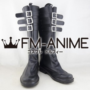 Hyakka Ryoran: Samurai Girls Kanetsugu Naoe Cosplay Shoes Boots