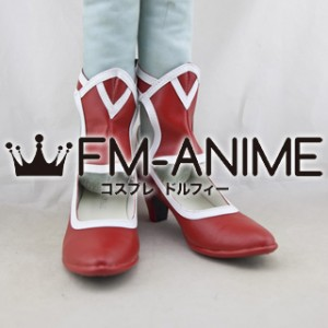 The Legend of Heroes: Sen no Kiseki II Alisa Reinford Cosplay Shoes Boots