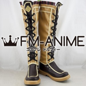 The Legend of Heroes: Sen no Kiseki II Jusis Albarea Cosplay Shoes Boots