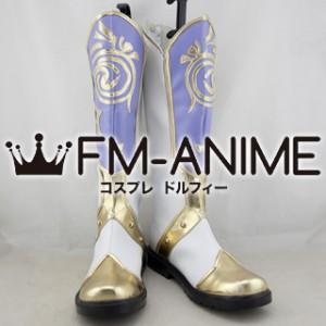 Juuza Engi: Engetsu Sangokuden Kakouton Cosplay Shoes Boots