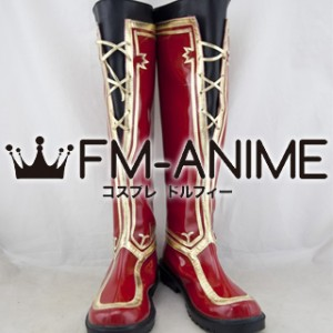 The Legend of Heroes: Sen no Kiseki Alfin Reise Arnor Cosplay Shoes Boots