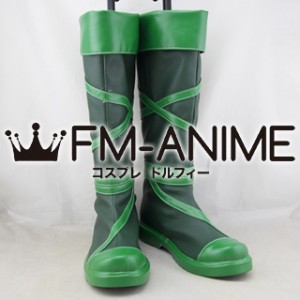 Saint Seiya Miza Cosplay Shoes Boots