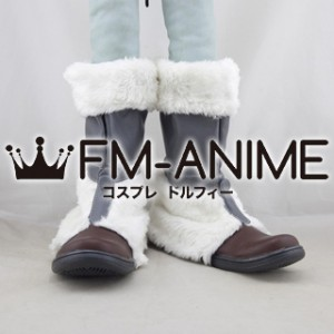 Maria the Virgin Witch Priapos Cosplay Shoes Boots