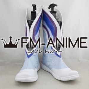 The Legend of Qin White Phoenix Cosplay Shoes Boots