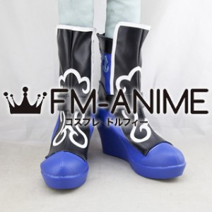 Chinese Paladin 6 Qing Ge Fei Cosplay Shoes Boots