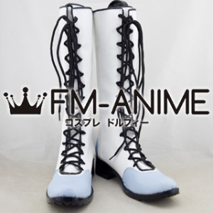 Arpeggio of Blue Steel Iona Cosplay Shoes Boots
