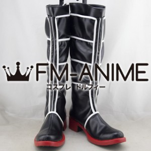 Kantai Collection Chikuma Cosplay Shoes Boots #C844