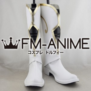Merc Storia Rusuti Cosplay Shoes Boots