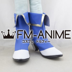 The Idolmaster / iDOLM@STER 765 Production Cosplay Shoes Boots #C851