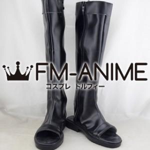 Boruto: Naruto the Movie Mitsuki Cosplay Shoes Boots #C853