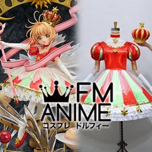 Cardcaptor Sakura Sakura Kinomoto 20th Anniversary Figure Cosplay Costume