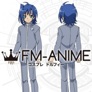 Cardfight! Vanguard Aichi Sendou Uniform Cosplay Costume