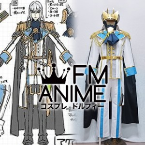 Cardfight!! Vanguard Thavas Cosplay Costume