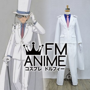 Case Closed Kaito Kid Cosplay Costume