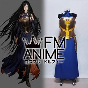 Castlevania Shanoa Dress Cosplay Costume (XXL)