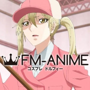 Cells at Work! Eosinophil Cosplay Wig