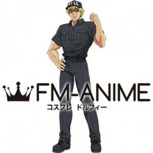 Cells at Work! Killer T Cell Cosplay Costume