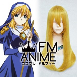 Chrono Crusade Rosette Christopher Cosplay Wig