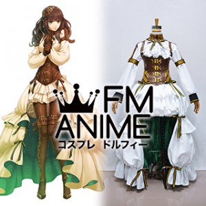 Code: Realize Cardia Dress Cosplay Costume