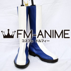 Dungeon Fighter Online Ghost Knight Cosplay Shoes Boots