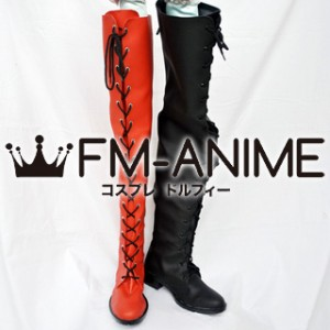 Amnesia Shin Cosplay Shoes Boots