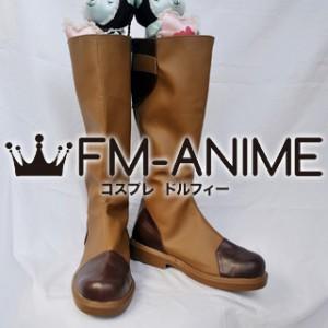 Fire Emblem: Rekka no Ken Priscilla Cosplay Shoes Boots