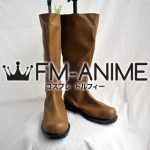 Puella Magi Madoka Magica Sakura Kyoko Cosplay Shoes Boots