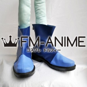 Tegami Bachi Zazie Winters Cosplay Shoes Boots