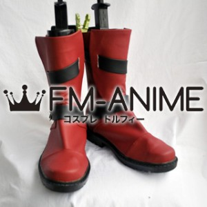Kamen Rider W Philip Cosplay Shoes Boots