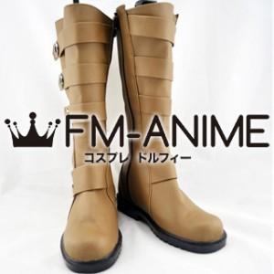 Tekken 6 Leo Kliesen Cosplay Shoes Boots