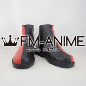Shin Megami Tensei: Devil Survivor 2 Anguished One Cosplay Shoes Boots