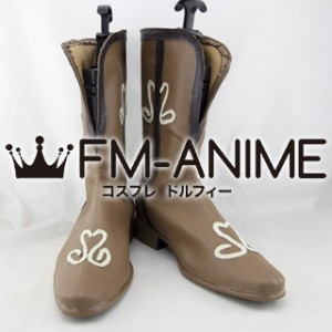 Mabinogi Cosplay Shoes Boots