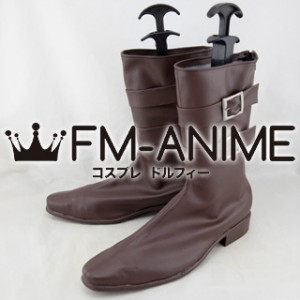 Hayate the Combat Butler Maria Cosplay Shoes Boots