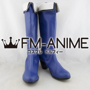 Beyond the Boundary Mitsuki Nase Cosplay Shoes Boots (Episode 6)