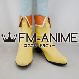 Beyond the Boundary Ai Shindo Cosplay Shoes Boots (Episode 6)