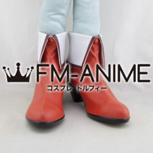Beyond the Boundary Mirai Kuriyama Cosplay Shoes Boots (Episode 6)