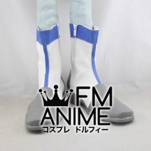 Ace Attorney Athena Cykes / Kokone Kizuki Cosplay Shoes Boots