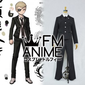 Danganronpa 2: Goodbye Despair Fuyuhiko Kuzuryuu Uniform Cosplay Costume