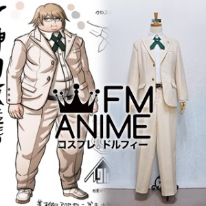 Danganronpa 2: Goodbye Despair Ultimate Imposter Byakuya Togami Uniform Cosplay Costume