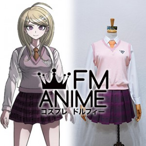 Danganronpa V3: Killing Harmony Kaede Akamatsu Uniform Cosplay Costume
