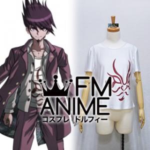 Danganronpa V3: Killing Harmony Kaito Momota T-Shirt Cosplay Costume