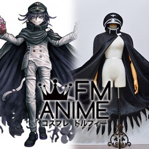 Danganronpa V3: Killing Harmony Kokichi Ouma Black Hat & Cloak Cosplay Costume