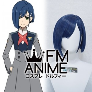 DARLING in the FRANXX Code:015 / Ichigo Cosplay Wig