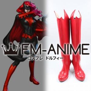 DC Comics Batwoman Cosplay Shoes Boots