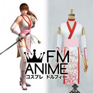 Dead or Alive 5 / Ninja Gaiden 3: Razor's Edge Kasumi 3rd Costume Render Cosplay Costume